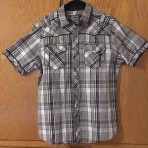 BKE Athletic Fit Mens Shirt. Sz. Med